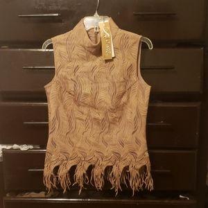 Bronte sleeveless top